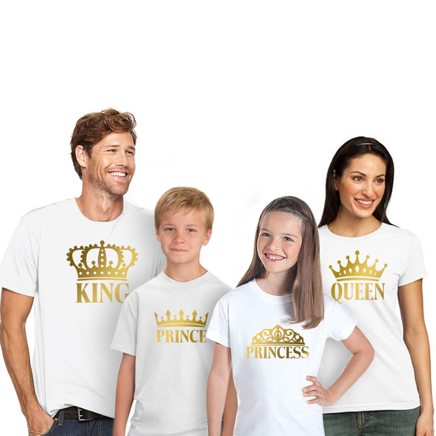 e883aba38 Royal family T-Shirts Set - 4FancyFans